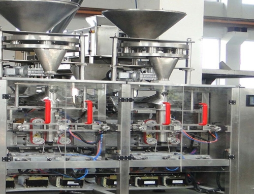 Salt Packing Machine for Safe and Secure Packing of Salt for Worldwide Delivery